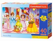Puzzle Maxi Princess Party 40,