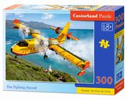 Puzzle Fire Fighting Aircraft 300,