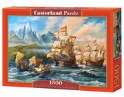 Puzzle An Adventure to the New World 1500,