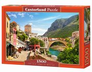 Puzzle The Old Town of Mostar 1500,