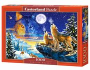 Puzzle Howling Wolves 1000,