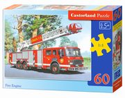 Puzzle Fire Engine 60,