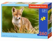 Puzzle Little Fox on the Meadow 260,