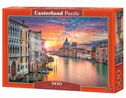 Puzzle Venice at Sunset 500,