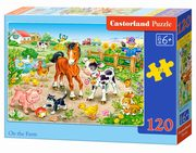 Puzzle On the Farm 120,