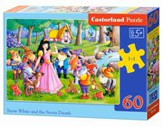 Puzzle Snow White and the Seven Dwarfs 60,