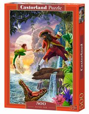 Puzzle Peter Pan 500,