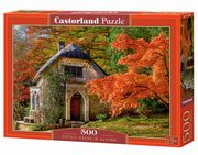 Puzzle Gothic House in Autumn 500,