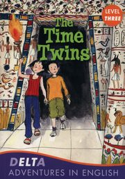 The Time Twins Level 3, Rabley Stephen