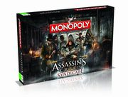 Monopoly Assassins Creed Syndicate wer ang,