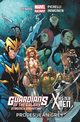 Guardians of the Galaxy Strażnicy Galaktyki / All-New X-Men: Proces Jean Grey, Bendis Brian Michael, Pichelli Sara, Immonen Stuart, Marquez David