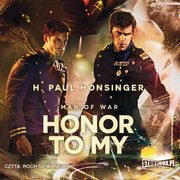 ksiazka tytuł: Honor to my autor: Paul H. Honsinger